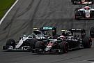 """""""Mercedes verslaan wordt een hele klus voor concurrentie"""", aldus Button"""