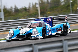 Asian Le Mans Qualifying report