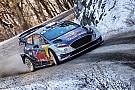 WRC Monte-Carlo, PS11: Ogier sugli scudi, Neuville controlla