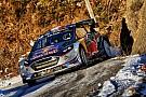 WRC Sebastien Ogier vince al debutto con la M-Sport a Monte-Carlo