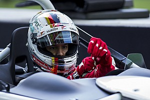 ROC 2017: Sebastian Vettel fährt alleine für Team Deutschland