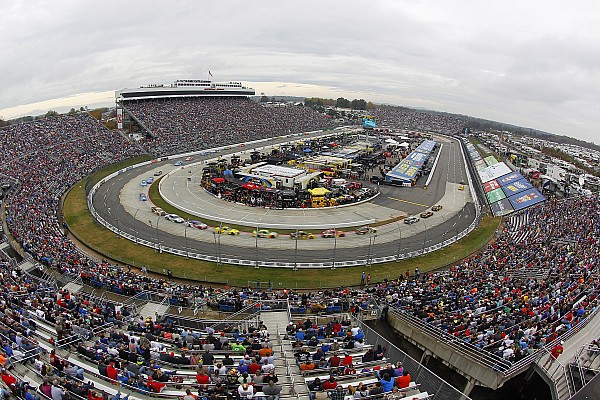 Monster Energy NASCAR Cup Interview Martinsville Speedway set to test new LED lighting system