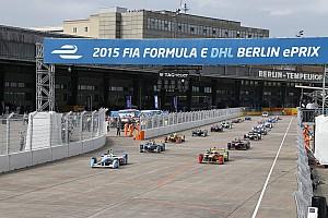 Формула E Важливі новини Етап Формули Е знов пройде в аеропорті Темпельгоф у Берліні