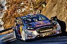 WRC La victoria de Ogier