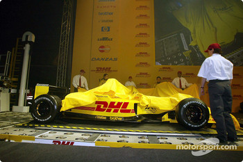 Unveiling the new Jordan Honda EJ12