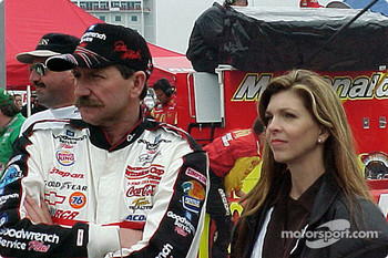 Dale and Teresea Earnhardt