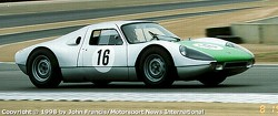 Exhibition Porsche 904 (turn 2)