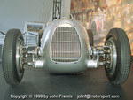 1936 Auto Union V16 Type C