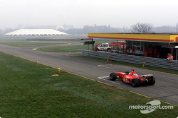 Ferrari Fiorano test