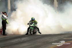 Kawasaki burnout