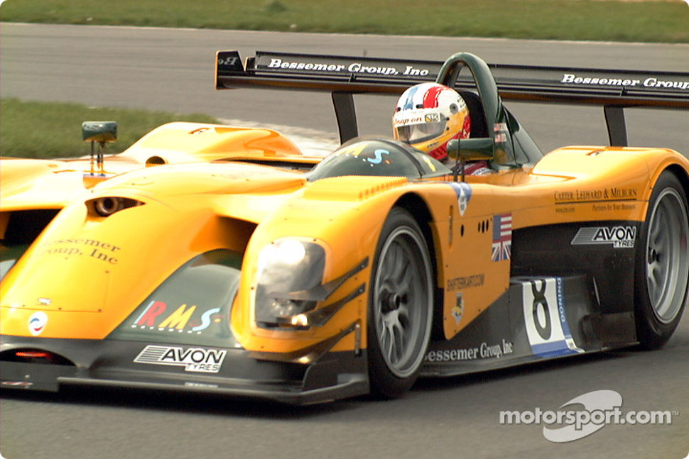 Westward Racing's Panoz