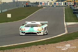 Konrad Saleen braking for Red Gate corner