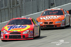 Ricky Craven and Tony Stewart