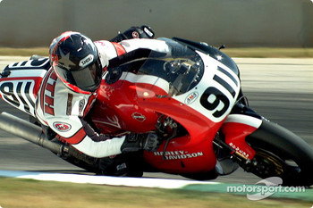 Mike Smith, Superbike