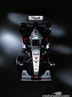 The West McLaren Mercedes MP4-16
