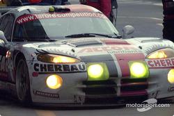 Larbre Racing's Viper