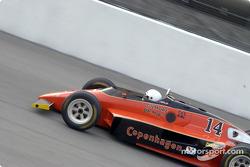 Historic Champ cars showcase: 1985 Lola Cosworth T-900
