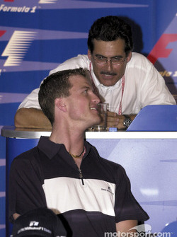 FIA Thursday press conference: Ralf Schumacher and Mario Theissen