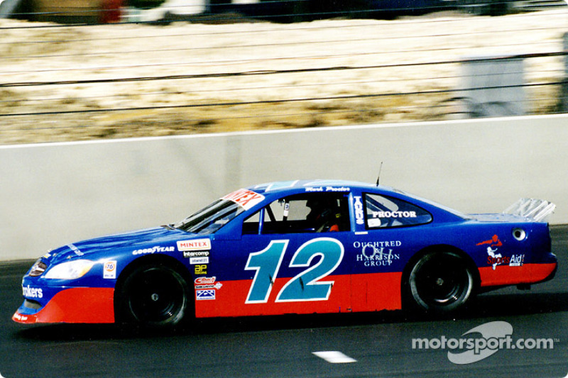 MarK Proctor in a Ford