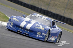Tommy Archer put the #36 Cinjo Racing Viper on pole