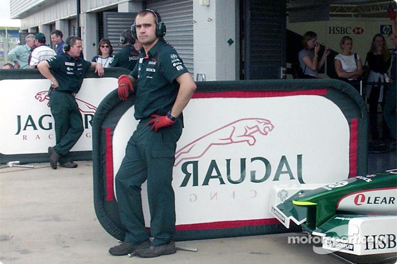 Jaguar garage