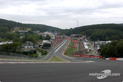 If you're brave enough: L'Eau Rouge