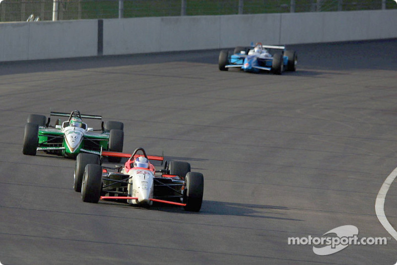 Max Wilson and Paul Tracy