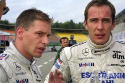 Bernd Mayländer and Patrick Huismann