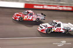 Rick Crawford and Kyle Busch