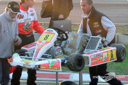 InterContinental A 100cc: Alessandro Begnozzi, CRG-Maxter