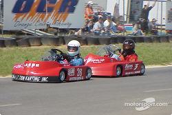 Briggs Lite 26-Michael Dowell 3-Robert Baker