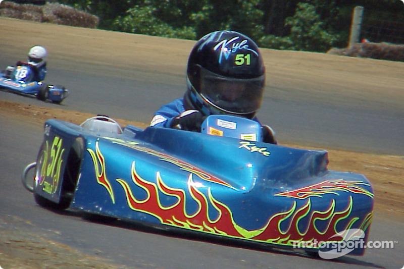 Kid Karts 51-Kyle Huggins