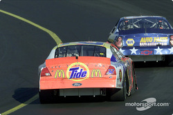Michael Waltrip followed by Ricky Craven