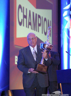Dave Marcis and the Buddy Shuman Award
