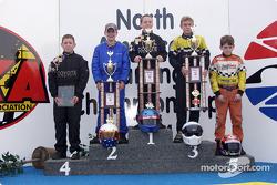 Junior Sportsman-2 podium