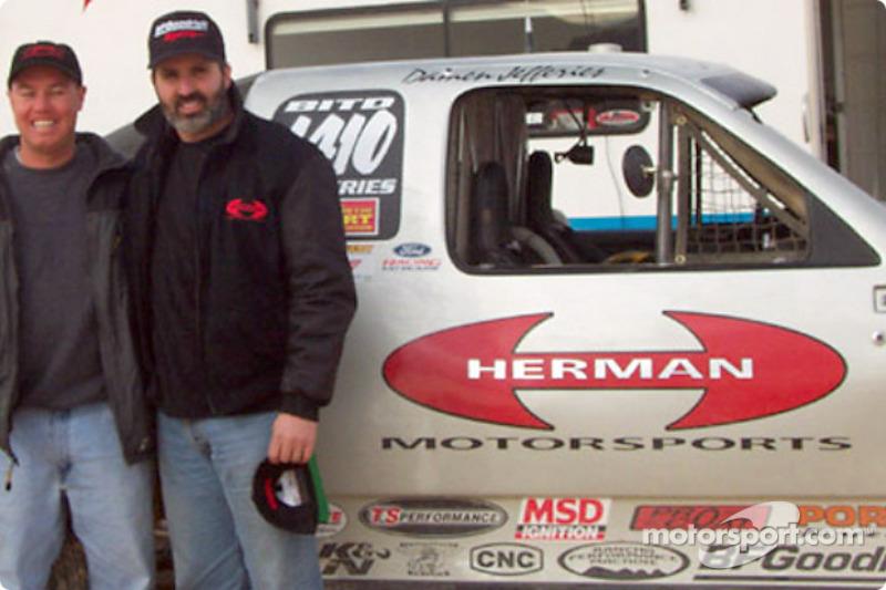 Damen Jefferies, Rob Herman 1400 champions