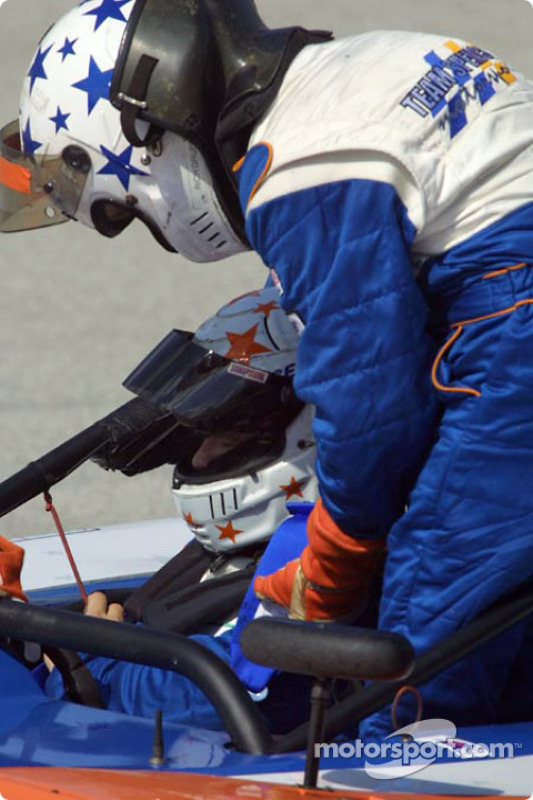 Team Spencer Motorsports changes drivers at Homestead-Miami