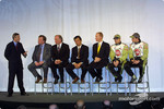 Interview with David Richards, Toru Ogawa, Malcolm Oastler, Jacques Villeneuve and Olivier Panis