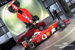 Presenting the new Ferrari F2002