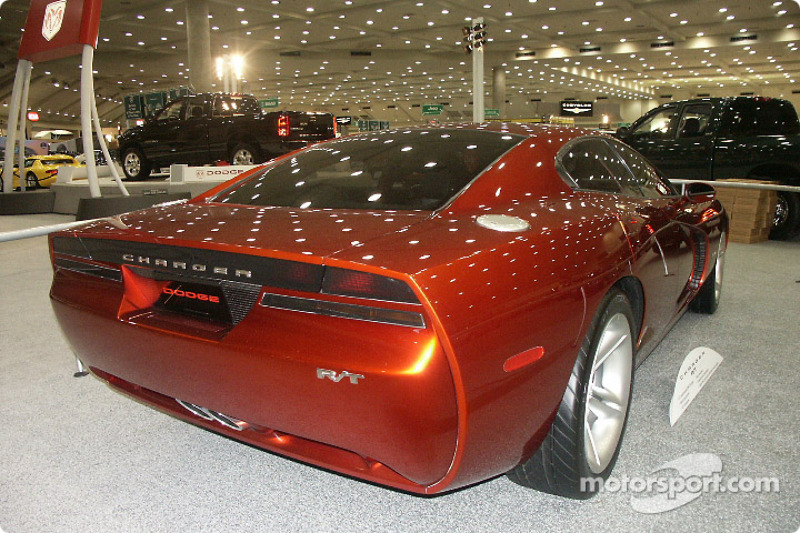 Dodge Charger RT concept car