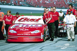 Dale Earnhardt Incorporated crew members