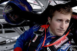 Kasey Kahne in his first Busch Grand National Race finished 31st