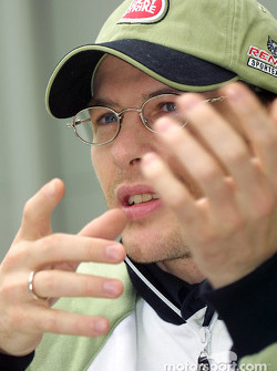 Interview with Jacques Villeneuve