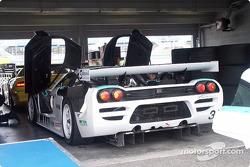 Konrad Motorsports garage area