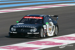 Marcel Fassler in the AMG Mercedes-Benz CLK-DTM 2002