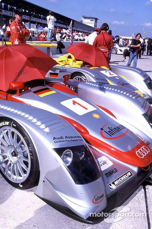 Audis on the grid