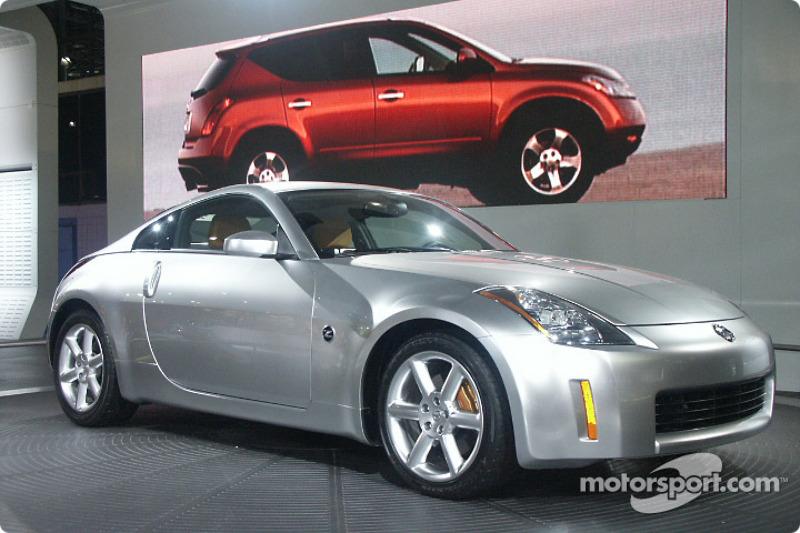 350 Z concept car