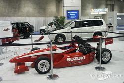 Suzuki Formula Hayabusa