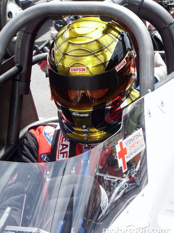 Top Fuel cockpit