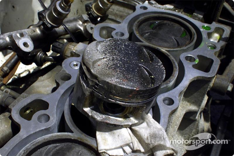 Honda melt down